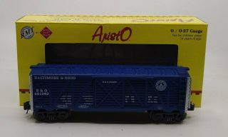 Aristo - Craft 601092 Balt & Ohio Stock Car Ln/box