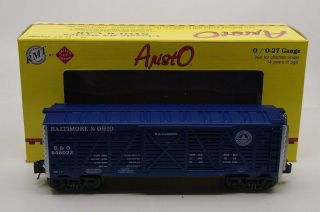 Aristo - Craft 646023 Baltimore & Ohio Stock Car Ln/box