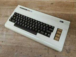 Commodore Vic - 20 Pal Pet Style Keys Early Edition (serial 14924)