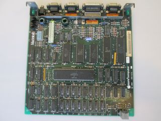 Apple Macintosh Vintage 128k Motherboard 630 - 0101 820 - 0086 - C