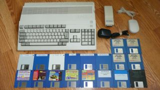 One Of The Kind Commodore Amiga 500 Rev 6a 2.  5mb With Upgrades / Mods