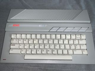 Atari 65xe With Atarimax Cartridge. ,  800xl Compatible