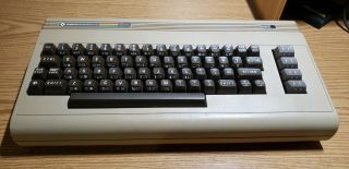 Commodore 64 Computer In - With Box