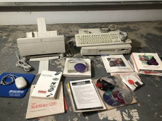 Apple Macintosh Performa 6116cd With Stylewriter 1200 (with Accessories)