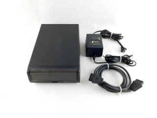 Indus Gt Disk Drive For Atari 400 / 800 Computer W/ Power Supply & Cable