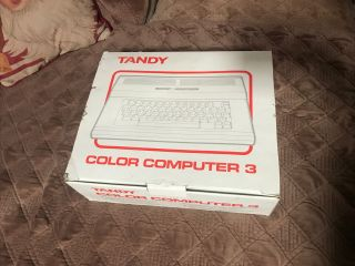 Tandy Color Computer 3 128k 26 - 3334 -