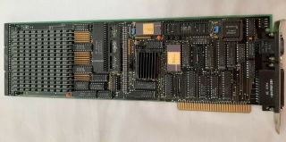 Definicon 8 - Bit Isa Coprocessor Expansion Card 1987