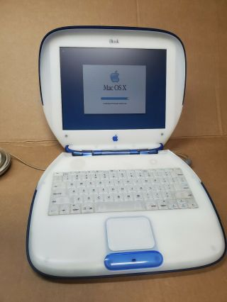 Apple Ibook G3 Clamshell M6411 30 Day.  Oem Ac