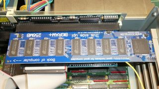 Bigramplus 256 Mb Memory Expansion For Commodore Amiga 3000 / 4000