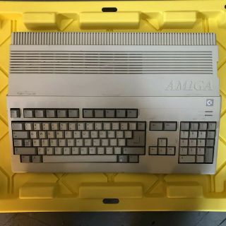 - Commodore Amiga 500 A500