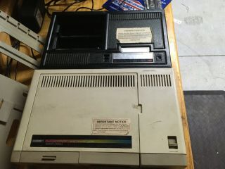 Adam Computer,  Colecovision,  Withgames,  Manuals,  Gamelot,  Wheel,  Printer Package