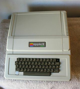 Apple Ii Plus Computer W/ Several Peripheral Interface Cards
