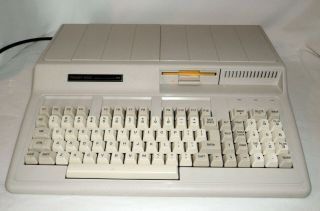 Vintage Tandy 1000 Hx Personal Computer Model 25 - 1053 No Monitor Power