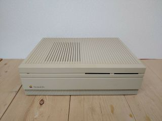 Apple Macintosh Iifx M5525 With Motherboard Battery Corrosion Parts