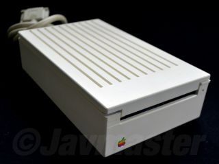Pristine Unidisk 3.  5 Floppy Disk Drive For Apple Iic Computer A2m2053