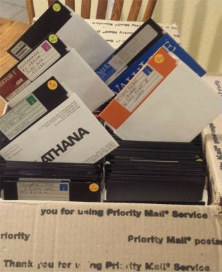 Commodore 64 C64 - Awesome - 288 Disks - Huge